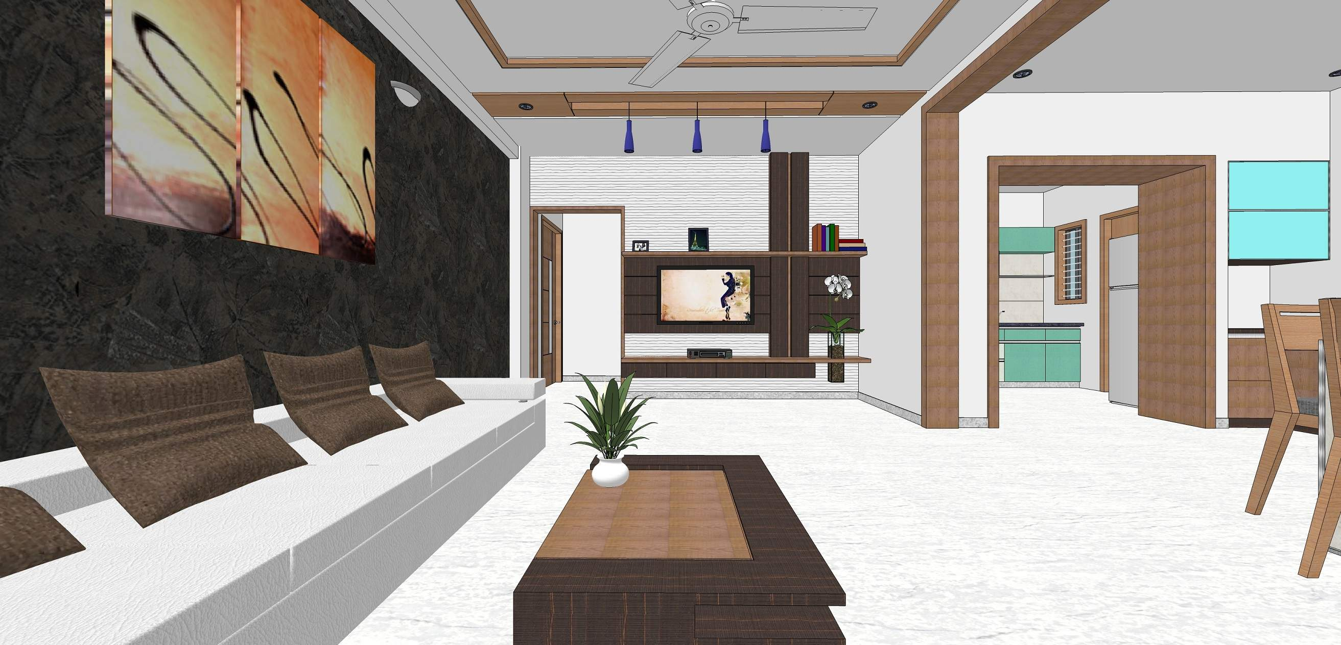 Interior Design Apartment